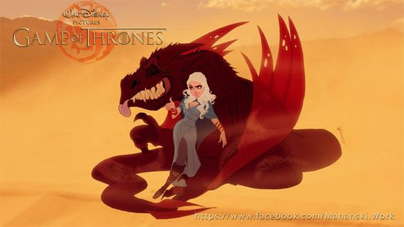 More GOT getting the Disney treatment